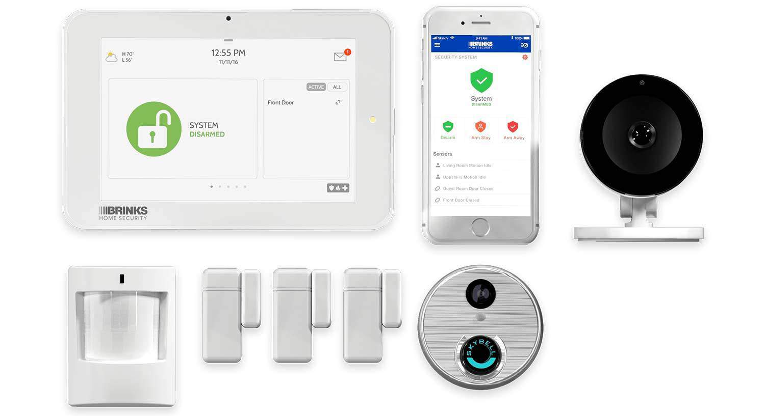 Image result for Global Unmonitored Home Security System Market 2018